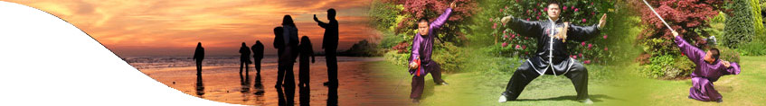 TAIJIQUAN main index display page